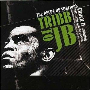Tribb To JB album cover
