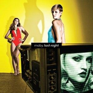 Last Night album cover