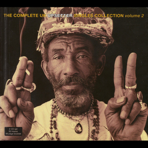 The Complete UK Upsetter Singles Collection, Vol. 2 album cover