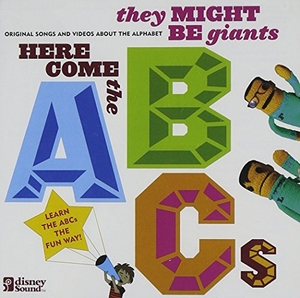 Here Come The ABC's album cover