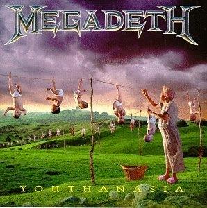 Youthanasia album cover