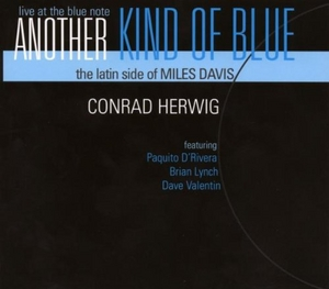 Another Kind Of Blue: Latin Side Of Miles Davis album cover