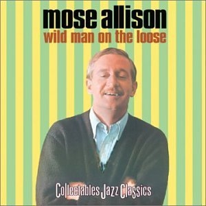 Wild Man On The Loose album cover