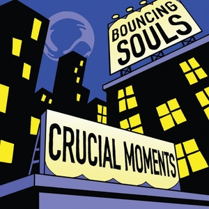 Crucial Moments album cover
