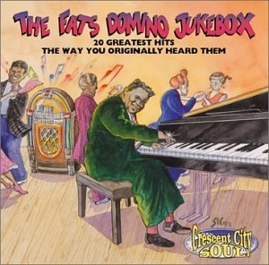 The Fats Domino Jukebox 20 Greatest Hits album cover