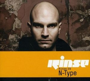 Rinse: 09 album cover