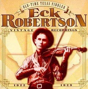 Old-Time Texas Fiddler 1922-1929 album cover