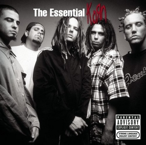 The Essential Korn album cover