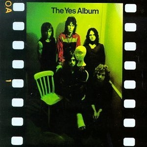 The Yes Album album cover