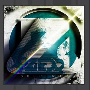 Spectrum (Ruby The Martian Remix) album cover