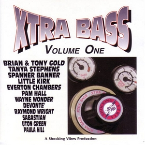 Xtra Bass, Vol. 1 album cover