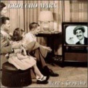 Here's Groucho album cover