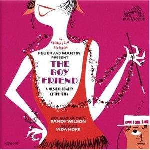 The Boy Friend (1955 Original Cast)) album cover