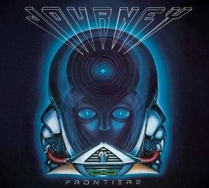 Frontiers album cover