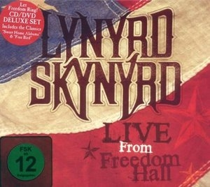 Live From Freedom Hall album cover