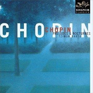 Chopin: Preludes And Nocturnes album cover