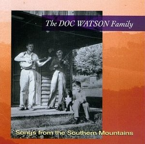 Songs From The Southern Mountains album cover