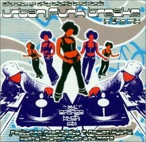 Urban Funk Breaks album cover