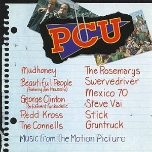 PCU (Music From The Motion Picture) album cover