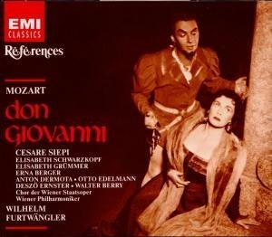 Mozart: Don Giovanni album cover