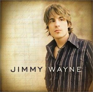 Jimmy Wayne album cover