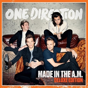 Made In The A.M. (Deluxe Edition)  album cover