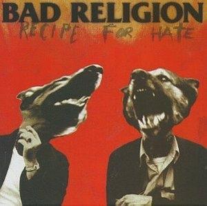 Recipe For Hate album cover