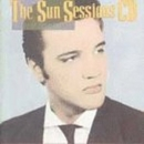 The Sun Sessions CD album cover
