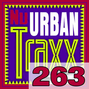 ERG Music: Nu Urban Traxx, Vol. 263 (August 2019) album cover