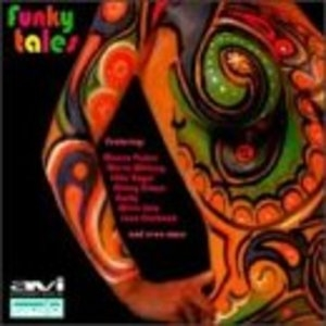 Funky Tales album cover