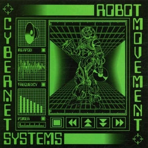 Robot Movement album cover
