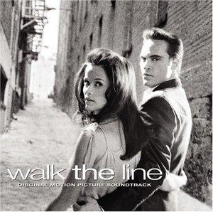 Walk The Line: Original Motion Picture Soundtrack album cover