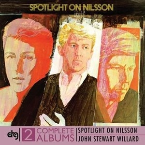 Spotlight On Nilsson: The Early Tower Masters album cover