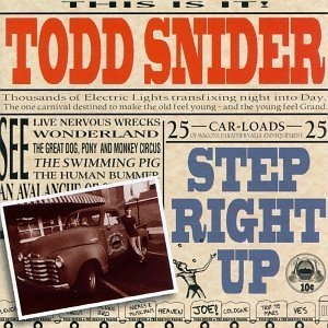 Step Right Up album cover