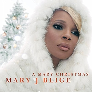 A Mary Christmas album cover