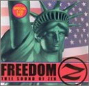 Freedom: The Sound Of Zen album cover