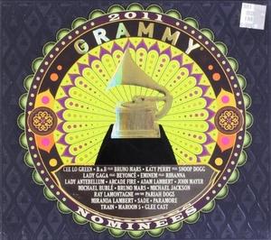 2011 Grammy Nominees album cover