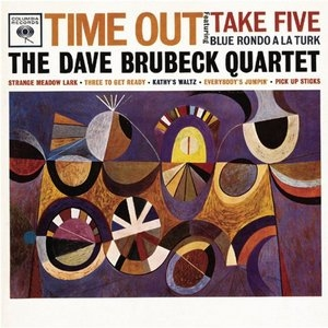 Time Out album cover