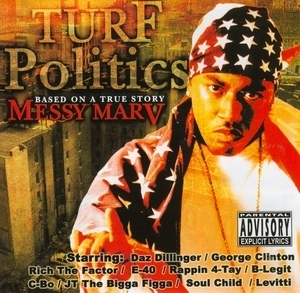 Turf Politics album cover