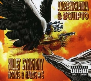 Bullet Symphony: Horns And Halos #3 album cover