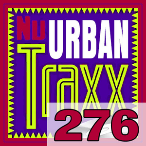 ERG Music: Nu Urban Traxx, Vol. 276 (September 2020) album cover