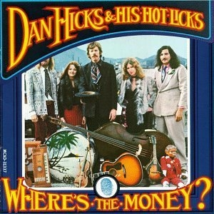 Where's The Money album cover