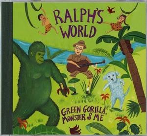 Green Gorilla, Monster & Me album cover