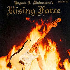 Rising Force album cover