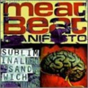 Subliminal Sandwich album cover