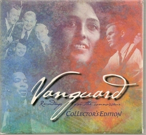 Vanguard Collector's Edition album cover