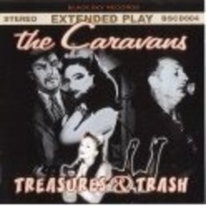 Treasures And Trash album cover