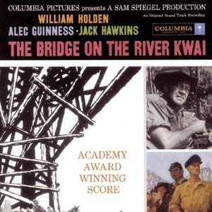 The Bridge On The River Kwai: Original Motion Picture Soundtrack album cover