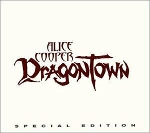 Dragontown album cover