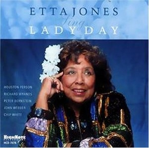 Sings Lady Day album cover